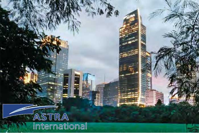 Profil PT Astra International Tbk