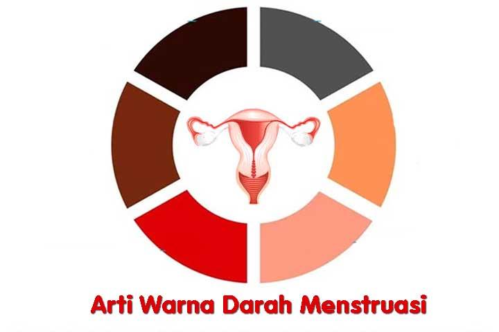 Arti Warna Darah Menstruasi
