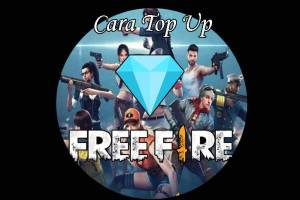 Cara Top Up Diamond Free Fire