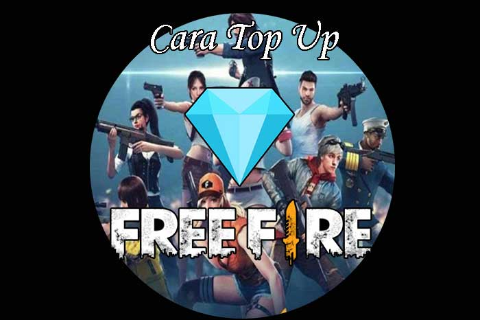 Cara Top Up Diamond Free Fire