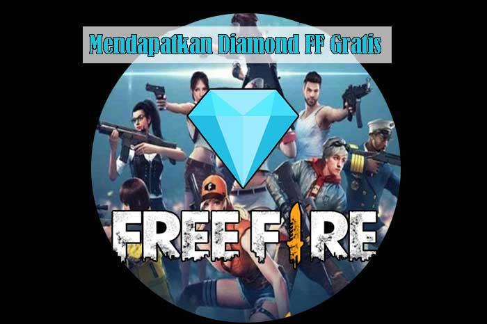Diamond FF Secara Gratis