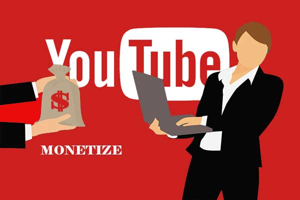 channel Youtube monetisasi