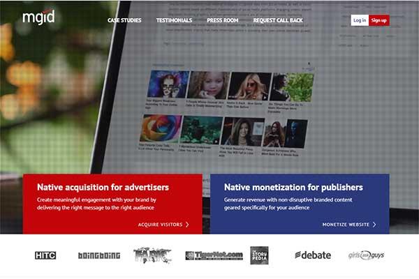 Native Ads MGID