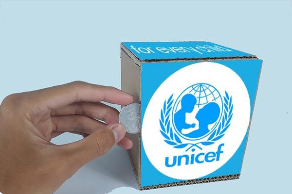 Layanan Berhenti Donasi UNICEF