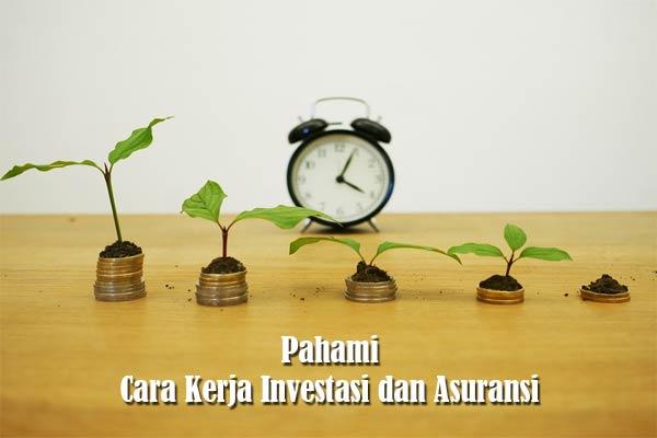 Cara Kerja Investasi dan Asuransi