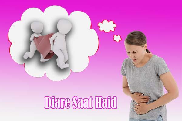 Diare Saat Haid