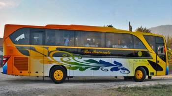 sewa bus pariwisata semarang