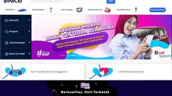 website seva otomotif
