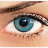 Lentes de contato coloridas: Azul