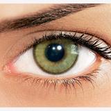 Lentes de contato coloridas: Mel