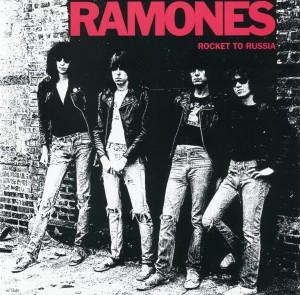 Ramones - Rocket To Russia (1977)