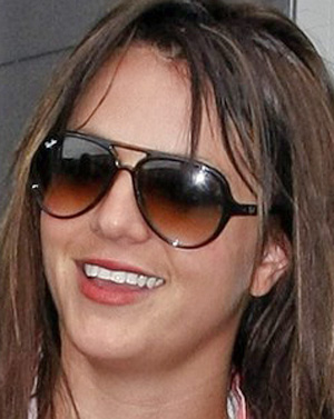 Britney Spears - Ray-Ban