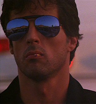 Cobra – Óculos – Sylvester Stallone – Ray Ban RB3030