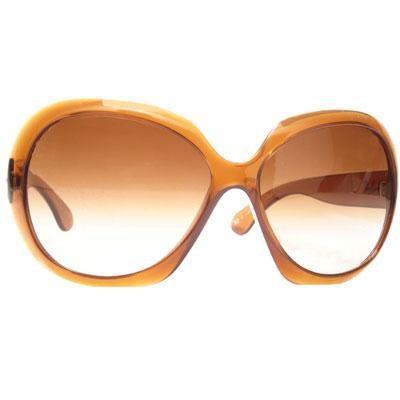 34c428924 Óculos da Semana: Ray-Ban Jackie Ohh II Marrom   Lentes e Óculos ...