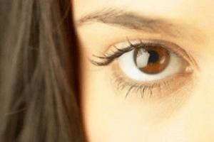 Irritação dos olhos