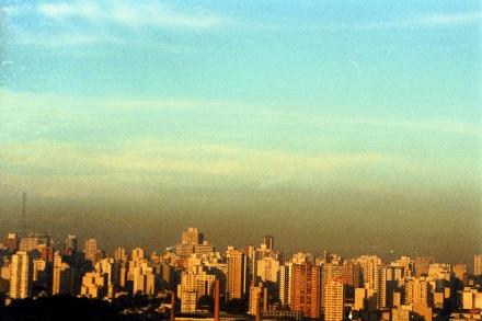 Poluição na cidade