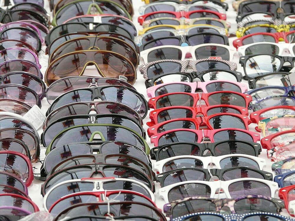 Oculos de sol pirata