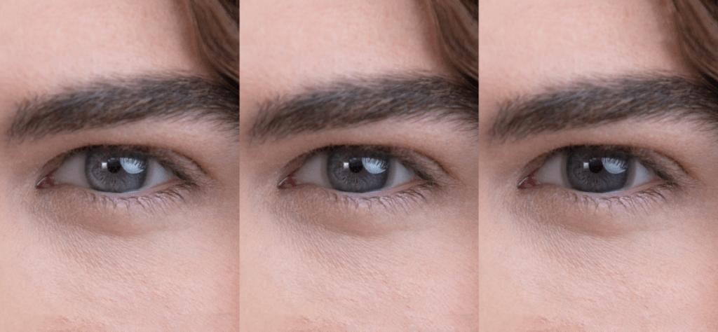 lentes de contato transition