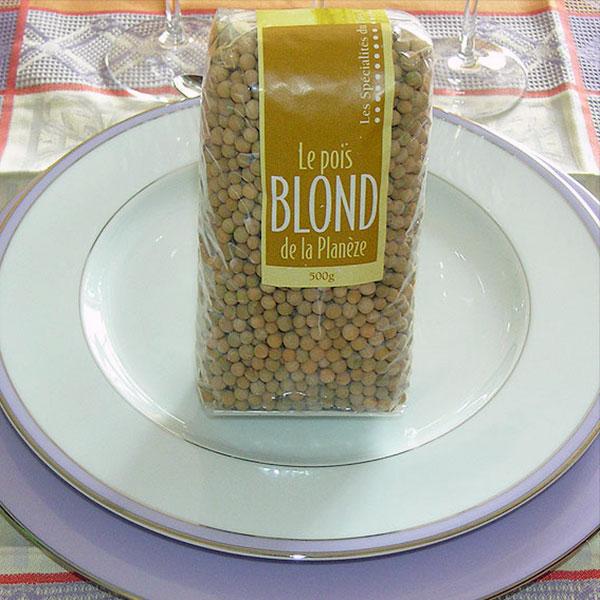 Pois blond de Saint-Flour