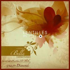 Bella Lenses Diamonds