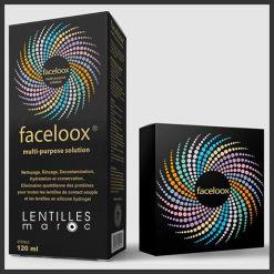 faceloox lentilles lens