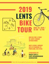 2019 Lents Bike Tour