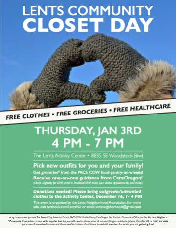 lents_closet_day_donations_green