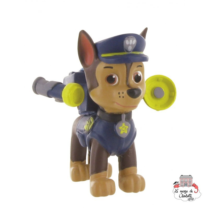 Acheter Paw Patrol Chase Figures And Accessories Comansi Le N