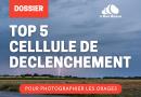 TOP 5 CELLULE DE DECLENCHEMENT ⚡️📸