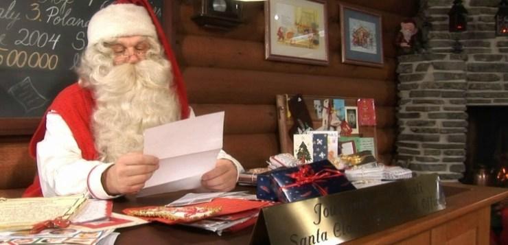 Caro Babbo Natale, quest'anno vorrei…