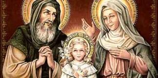 genitori santi