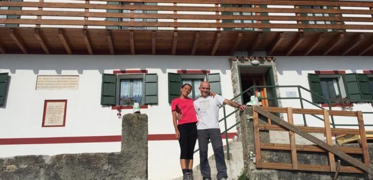 Il rifugio Bietti-Buzzi per vivere la montagna