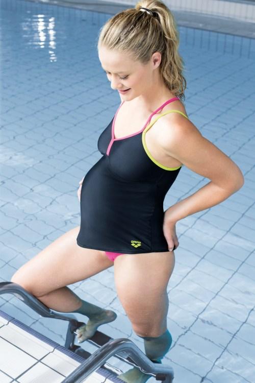 nuotare in gravidanza