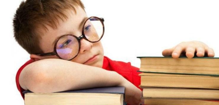 Si può chiedere di studiare a un bambino?