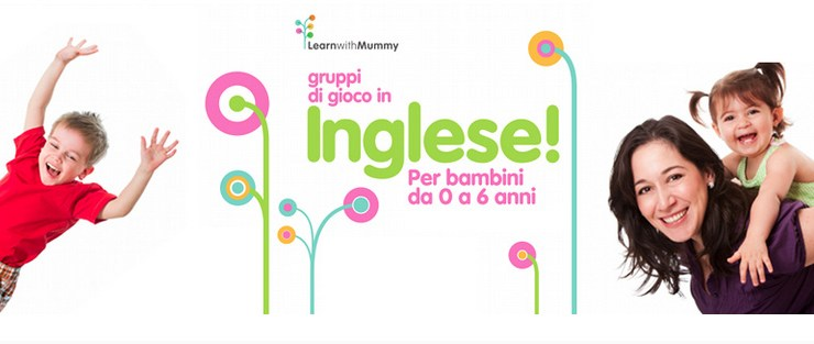 Nuova stagione di playgroup learn with Mummy a Roma Monteverde