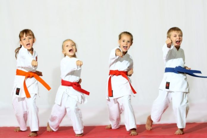 karate_bambini