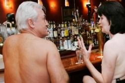 cena per nudisti in italia