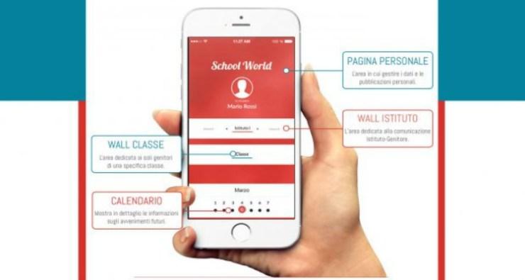 app per la scuola