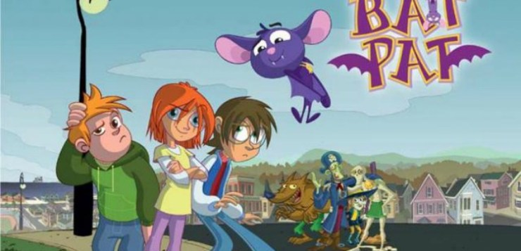 Aspettando Halloween con Bat Pat a Leolandia