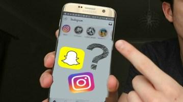Screenshot su Instagram
