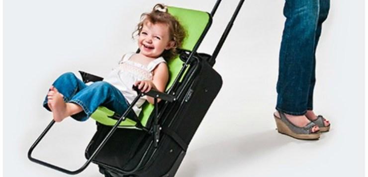 Viaggiare con i bambini: 3 cose furbe (più una) che vi salveranno la giornata