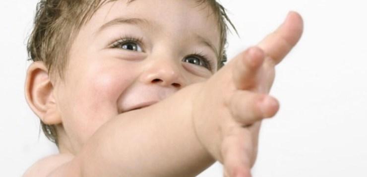 Il linguaggio del corpo dei bambini
