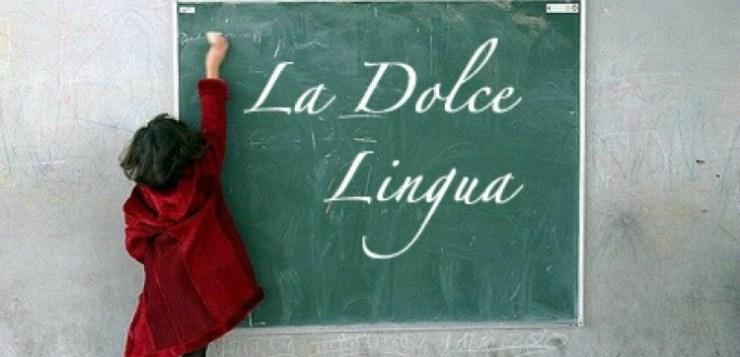 La lingua italiana è un bene prezioso: preserviamola!