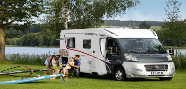 Vacanza in camper, una soluzione per tutta la famiglia