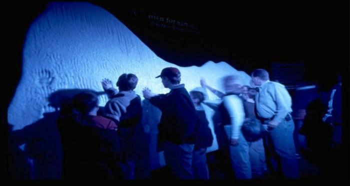 muro di ghiaccio