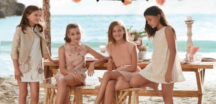 Abiti eleganti da bambina: Consigli in tempo di comunioni