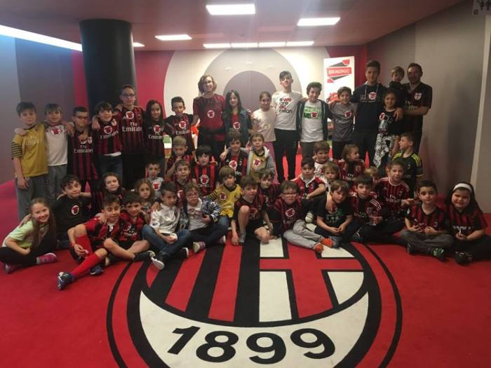 casa milan junior club