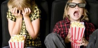 guardare film horror bambini
