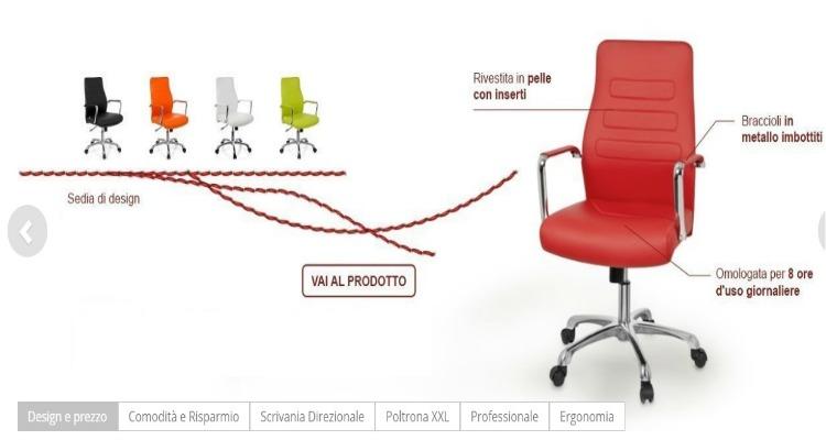 Sedie Da Ufficio Per Postura Corretta : Sedie da ufficio e postura i consigli de le nuove mamme