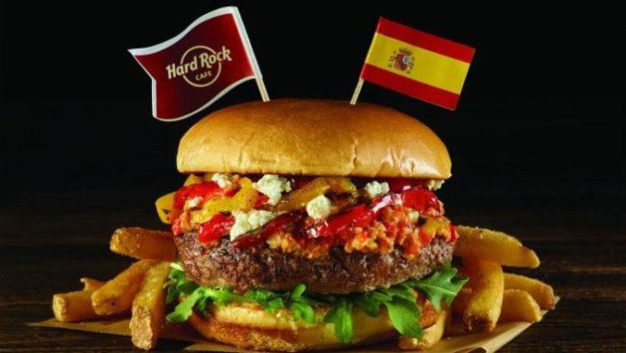 world burger tour spagna